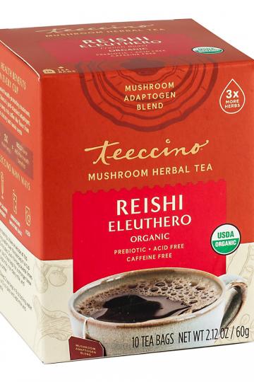 Reishi Eleuthero Teeccino
