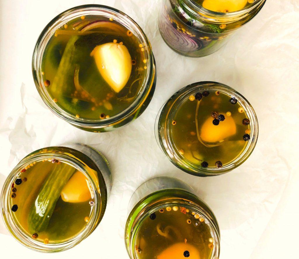 Easy Pickling Recipe