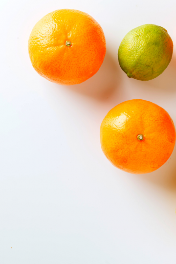 Citrus & Cantaloupe Spritzer