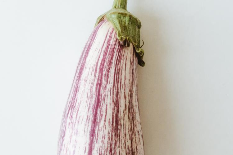 Pecan Crust Eggplant