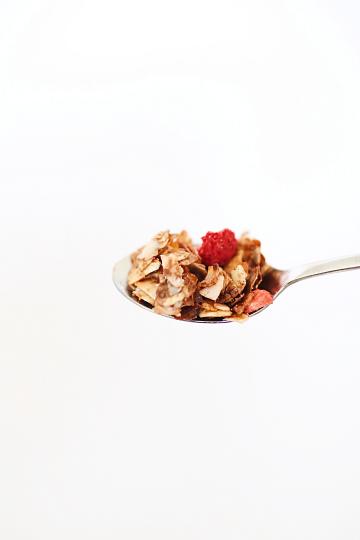 Crunchy Homemade Granola